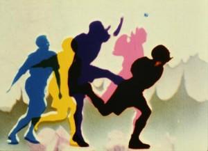Lye Rainbow Dance 1936