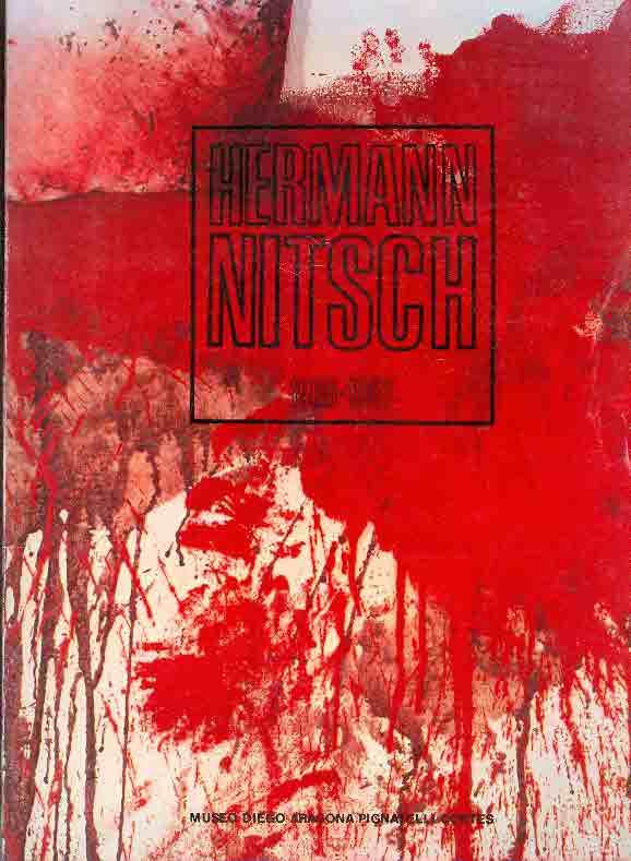 Hermann Nitsch 1960-1987 museo diego aragona
