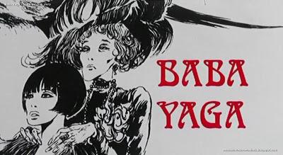 Corrado Farina Baba Yaga Manara